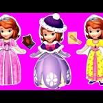 Sofia Dress-up Wooden Magnetic Fashion Dolls 25 Mix and Match Dresses – Princesa Muñeca de madera