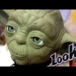 Star Wars Talking YODA in HD