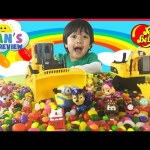 Surprise Toys in Candy Paw Patrol Disney Cars Minions Thomas and Friends Kids Video Ryan ToysReview