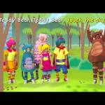 Teddy Bear, Teddy Bear (HD) – Mother Goose Club Songs for Children
