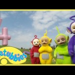 Teletubbies – Numbers | Four (Series 3, Episode 65 Full HD Episode)