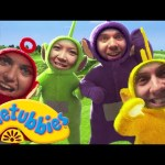 Teletubbies: You can be a Teletubby with TeletubME!