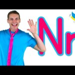 The Letter N Song – Learn the Alphabet