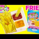Yummy Nummies Fantastic Fries Mini Kitchen Magic