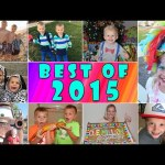 Best of 2015 Never Before Seen Family Fun Pack Videos