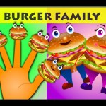 Burger Finger Family And Many More Finger Family Collection