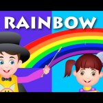 Rainbow Song And Many More Nursery Rhymes | Kids Songs And Baby Rhymes