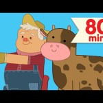 Old MacDonald Had A Farm | + More Kids Songs and Nursery Rhymes