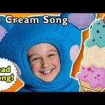 I Is for Ice Cream | Ice Cream Song #ReadAlong | Mother Goose Club Songs for Children