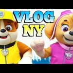 DCTC meets Paw Patrol in real life while exploring New York City