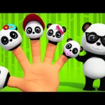 Bao Panda | Finger Family | Panda Finger Family Song | Kids TV