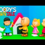 PEANUTS SNOOPY TOWN TALE Activision Peanuts Interactive Snoopy and Charlie Brown Video Game Review