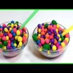 Play Doh  Surprise Dippin Dots  Frozen Peppa pig Disney Rainbow colors
