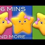 Twinkle Twinkle Little Star | Plus Lots More Nursery Rhymes | from LittleBabyBum!