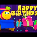 Bob The Train | Happy Birthday Song | #KidsTV