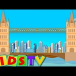 London Bridge Is Falling Down | Nursery Rhyme Kids And Children's Song | Kids TV