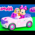 MICKEY MOUSE CLUBHOUSE Disney Minnie Mouse+ Little Charmers Video Parody