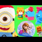 MINIONS TOY Stocking – – – Shopkins, Disney Frozen, Minecraft Christmas Toys