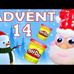 Toy Advent Calendar Day 14 – – Shopkins LEGO Friends Play Doh Minions My Little Pony Disney Princess