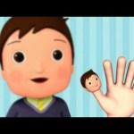 Finger Family (Daddy Finger) | Nursery Rhymes | from LittleBabyBum!