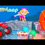 HEXBUG BUGGALOOP Game Blaze and Paw Patrol Play Hexbug Game Toys Video Unboxing