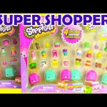 GIANT Shopkins Season 5 SUPER Shopper Packs with Exclusives