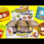 Grossery Gang Crusty Chocolate Bars