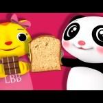 Shapes Song | Squares | Nursery Rhymes | Original Song By LittleBabyBum!