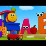 Bob The Train | Bob, The Train On A Phonics Adventure | Phonics Song | ABC Song