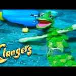 Clangers – Dragon Dances To Music