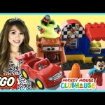LEGO Disney Mickey Mouse Clubhouse Workshop Mater Rescue Thomas & Friends Green Goblin Egg Surprise