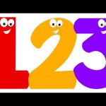 Number Song   Numbers Counting 1 to 10   Learn Numbers
