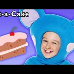 P Is for Pat | Pat-a-Cake and More | Baby Songs from Mother Goose Club!