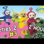 Teletubbies Full Episodes | Series 1, Episodes 11-15 | 2 Hour Compilation!