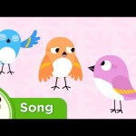 Flap Your Wings Together | Kids Song | from Treetop Family