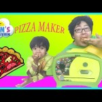 Teenage Mutant Ninja Turtles Pizza Oven Toys For Kids Family Fun Activity Ryan ToysReview