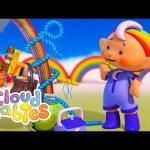 Cloudbabies – Beautiful Rainbow Light Sculpture