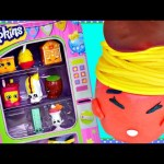 Play Doh Shopkins Netti Spaghetti Surprise Egg 12 Pack Shopkin Toy Snack Machine