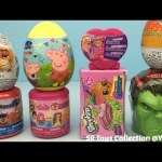 Surprise Toys Collection Peppa Pig Zootopia Disney Princess Hulk Paw Patrol Shopkins My Little Pony