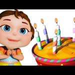Happy Birthday Song | Kids Songs & Nursery Rhymes | Videogyan