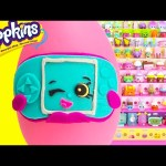 Shopkins Gabby Gamer Play Doh Surprise Egg and Limited Edition Hunt