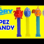 Finding Dory Pez Candy Dispensers