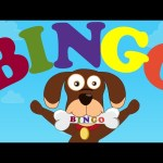 Bingo | Bingo was his name o | Nursery Rhymes And Kids Songs