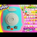 Shopkins Sammy Speaker Play Doh Surprise Egg and Limited Edition Hunt