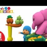 Let's Go Pocoyo! – Elly's Market [Episode 22] in HD