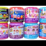 MEGA Mashem Fashem Surprise Eggs Opening Disney Princess My Little Pony TMNT Paw Patrol Marvel