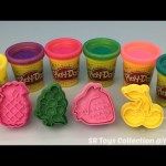 Play Doh Sparkle Compound Collection with Fruits Molds Fun and Creative for Kids
