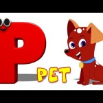 Phonics Letter- P song