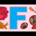 Learn-a-Word Letter of the Week! Week in Review!  The Letter F!