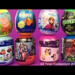Toys Surprise Peppa Pig Finding Dory Disney Frozen Marvel Avengers Justice League Mini Figz for Kids